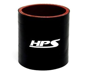 HTSC-287-BLK alta temperatura de 4 capas manguera reforzada acoplador