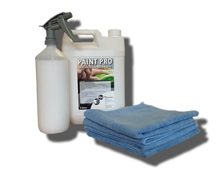 Paint Pro - Waterless Car Wash Kit - Massive 5 Litre Size