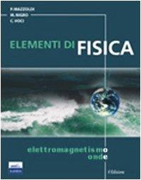 Elementi di Fisica Elettromagnetismo e Onde PDF