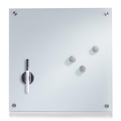 zeller-11600-tableau-memo-en-verre-blanc-40-x-40-cm