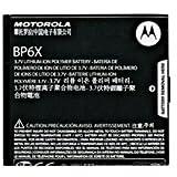 MOTOROLA OEM BP6X BATTERY FOR DROID A855 A955 PRO A957 CLIQ XT MB200 MB501 QTY 1