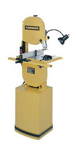 Powermatic 1791216K Model PWBS-14CS Deluxe 14-Inch 1-3/4-Inch Woodworking Bandsaw with Bearing Guides, Lamp, and Chip Blower, 115/230-Volt 1 Phase