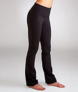 Champion Women's Shape Pant, Black, Small
