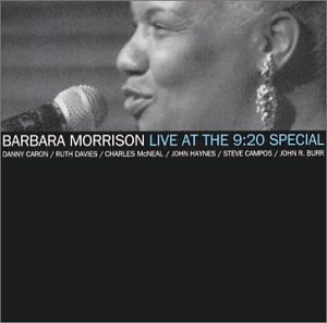 Barbara Morrison Live at the 9:20 Special