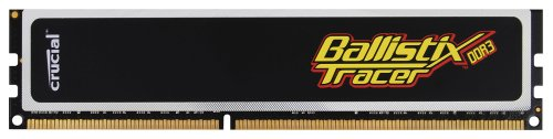 Crucial Technology 2 GB Ballistix 240-pin DIMM DDR3 PC3-12800 8-8-8-24 Unbuffered NON-ECC DDR3-1600 1.65V Memory (BL25664BN1608 )