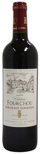 2011 Cheateau Forchou Bordeaux Red Blend Bordeaux 750 Ml