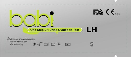 Babi Combo 30 Ovulation Tests And 10 Early Pregnancy Test Strips
