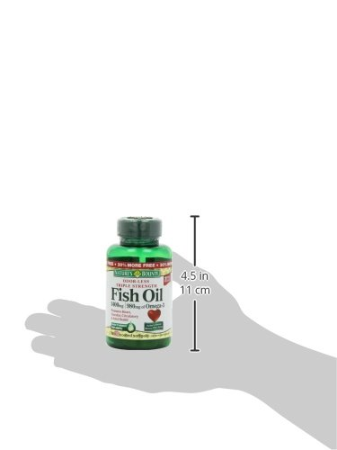 Product image for How many mg of fish oil per day