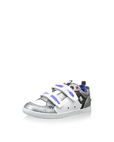 Kickers Zapatillas Plata / Blanco