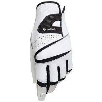 TaylorMade Stratus Sport Handschuhe Leder Golf 2015Herren RH weiß/schwarz Medium Large Herren RH weiß/schwarz Medium Large