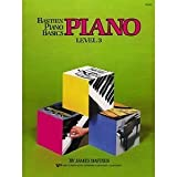 Bastien Piano Basics - Piano Level 3 Book