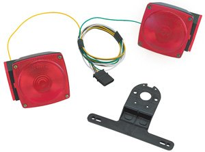 Draw-Tite 6504 Cargo Carrier Light Kit (Draw Tite Cargo Carrier compare prices)