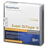 Quantum Super DLTtape II 300/600GB Tape Cartridge
