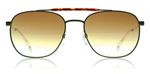 Tommy Hilfiger 1308/S Mens Sunglasses - Green Havana Gold/Pink Orange Gradient / One Size