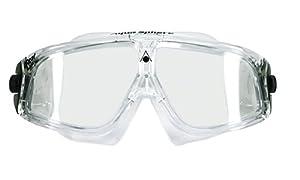 Aqua Sphere Seal Swim Mask (Clear Lens/Transparent)