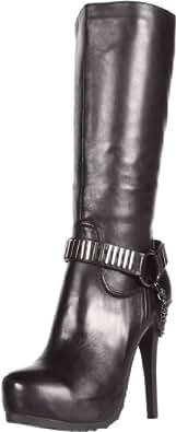 Fergie Women's Bella Boot,Black,6.5 M US