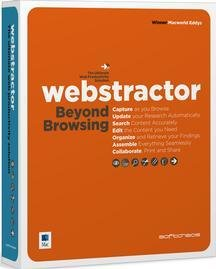 Webstractor: Beyond Browsing (Mac)