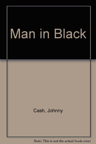 Man in Black, by johnny cash
