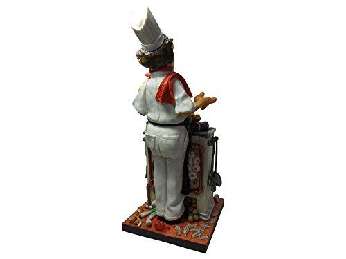 Guillermo Forchino The Master Chef Comic Art Sculpture FO85524