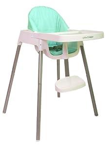 Little Helper Baby Highchair (Aqua)