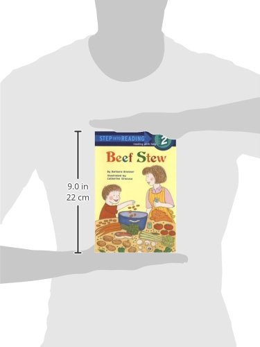 Beef Stew (Step into Reading)