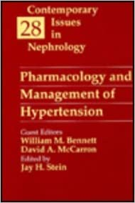 Pharmacology and Management of Hypertension, 1e (My Name Is America)