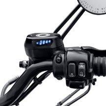 Sportster® Fuel Gauge Kit -BLACK