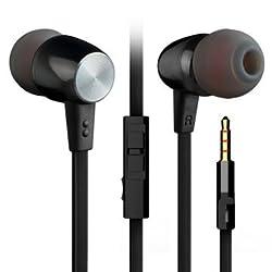 BYZ K460 Universal Metal Bass HIFI In-Ear Earphone Headset With MIC For Smartphone