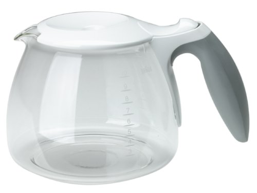 Braun KFK500-WH AromaDeluxe 10-Cup Replacement Carafe, White Appliances for Home