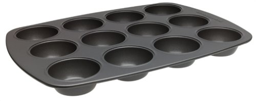KitchenAid II Nonstick 12-Cup Muffin Pan - Buy KitchenAid II Nonstick 12-Cup Muffin Pan - Purchase KitchenAid II Nonstick 12-Cup Muffin Pan (Lifetime Brands, Home & Garden, Categories, Kitchen & Dining, Cookware & Baking, Baking, Muffin & Popover Pans)