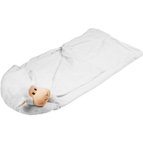 More image Best Quality Kids Lamb Pet Pillow Sleeping Bag Combo by Happy CamperT