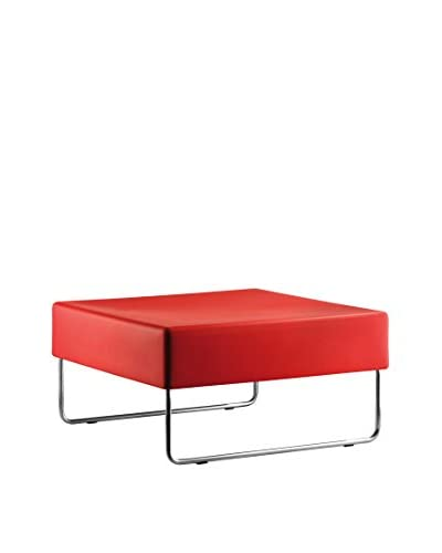 PEDRALI Reposapiés Host Lounge 792 Rojo