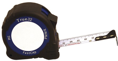 Fastcap PMMR-TRUE32 PMMR True32 5m, Metric/Metric Reverse measuring tape for 32mm system