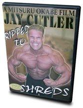 Jay Cutler DVD Ripped2Shreds, 2 DVDs