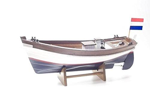 Ruderboot-Modell-Segelschiff-Modellschiff-Standmodell