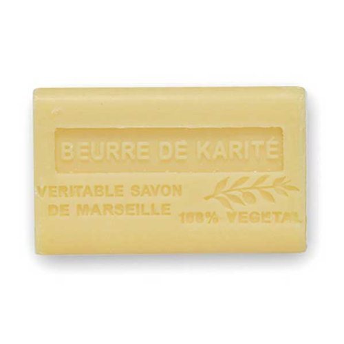 (南仏産マルセイユソープ)SAVON de Marseille シアバターの香り(SP046)(125g)
