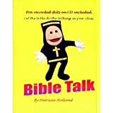 Christian Puppet Skit Script w/ CD - Bible Talk Set