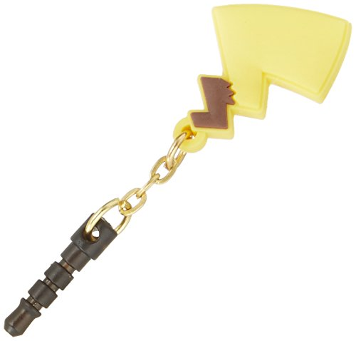 Tail of Pokemon Charm character pin Pikachu