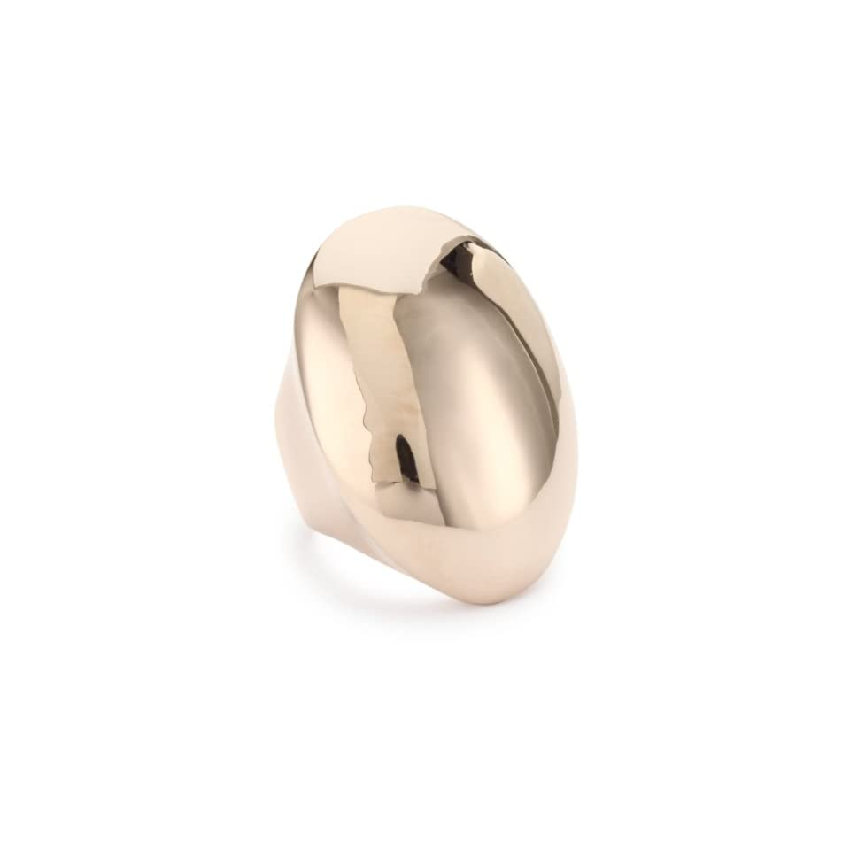 Jules Smith Festival 14k Rose Gold Plated Ring, Size 6.5