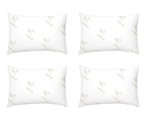 top rated memory foam bamboo bed pillow best pillows for side back and stomach sleepers helps neck