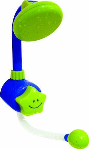Koo Di Koo-Di Bath Time Fun Shower Baby Bath Toy back-971987