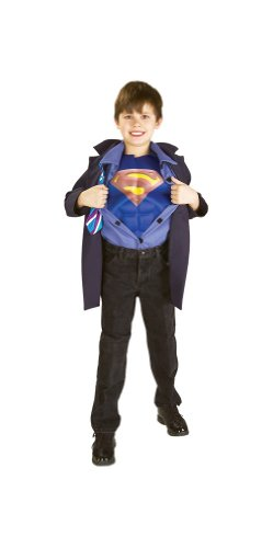 Clark Kent Superman Reverse Child Costume
