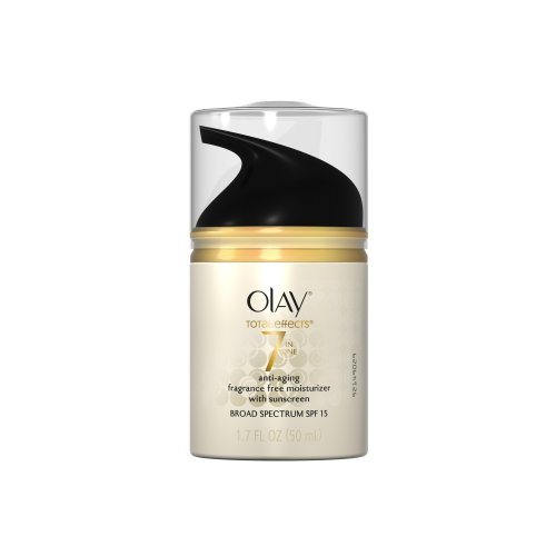 Olay Total Effects 7-in-1 Anti-Aging UV Moisturizer,