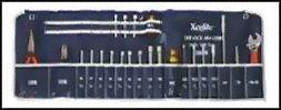 XCELITE - 99 SM - 23-Pc. Series 99 Service Roll Tool Kit