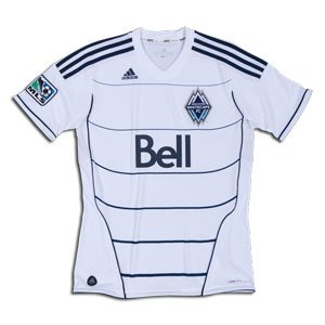 adidas Vancouver Whitecaps FC 2012 Home Youth Soccer Jersey