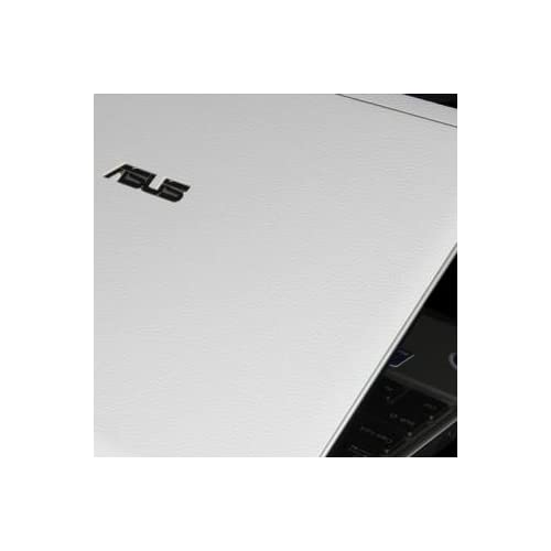 ASUS UL20A Laptop Cover Skin [White Leather]