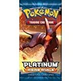 Pokemon Card Game Platinum Rising Rivals Booster Pack