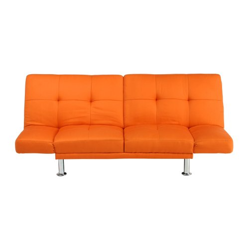 Sofa Bed - Orange
