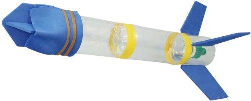 ナカバヤシ 科学工作組立キット ペットボトルロケット組立キット AC-PR