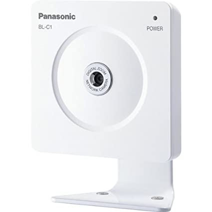 Panasonic BL-C1 Network Camera